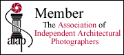 Certified Member of the Association of Independent Architectural Photographers