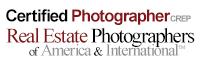 Certified Photographer, Real Estate Photographers of America & International
